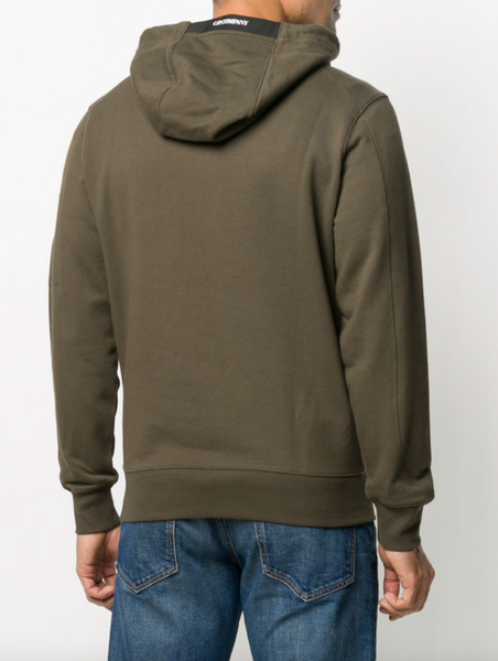 C.P. Company hoodie with sleeve pocket detail