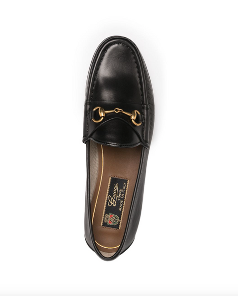 Gucci 1953 horsebit detail loafers