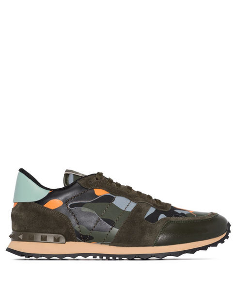 Valentino Garavani Rockrunner low-top sneakers