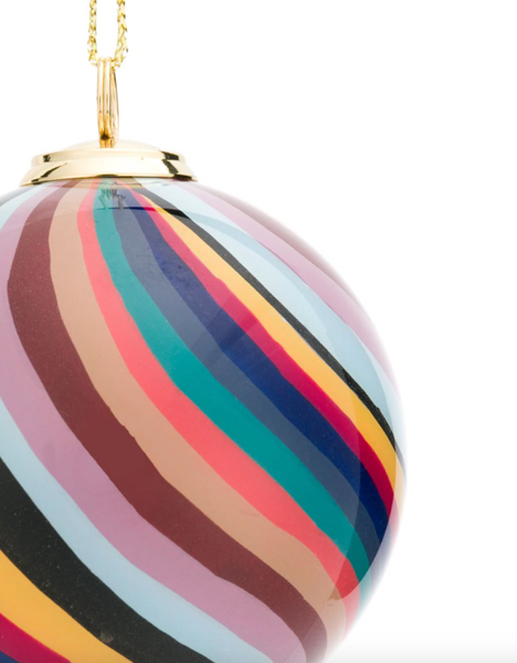 Paul Smith striped bauble