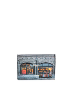Paul Smith graphic-print card