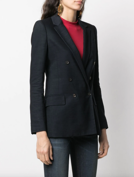 Gucci double-breasted tailored blazer