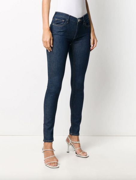 True Religion Harper high rise supper skinny jeans
