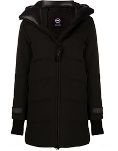Canada Goose Merritt hooded parka coat