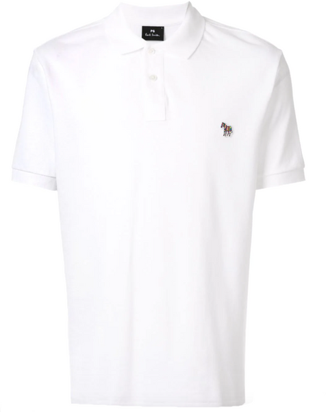 PS Paul Smith white polo top