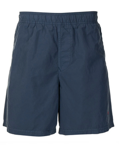 Stone Island embroidered marina bermuda shorts