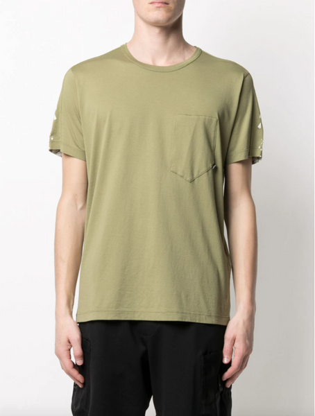 Stone Island Shadow Project patch pocket T-shirt