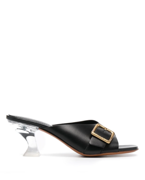 Tod's buckle-detail open-toe sandals