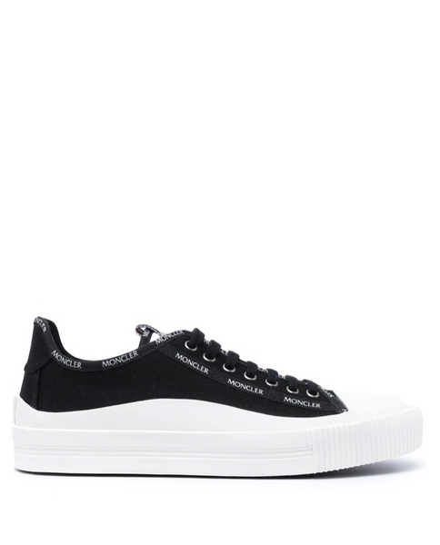 Moncler Glissiere low-top canvas sneakers