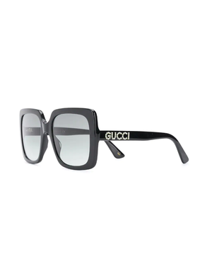 Mass large square sunglasses