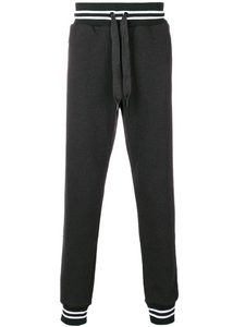 Elasticated cuff jogging bottoms