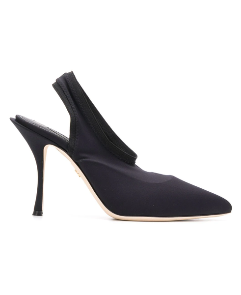 Dolce & Gabbana Sling-back pointed pumps