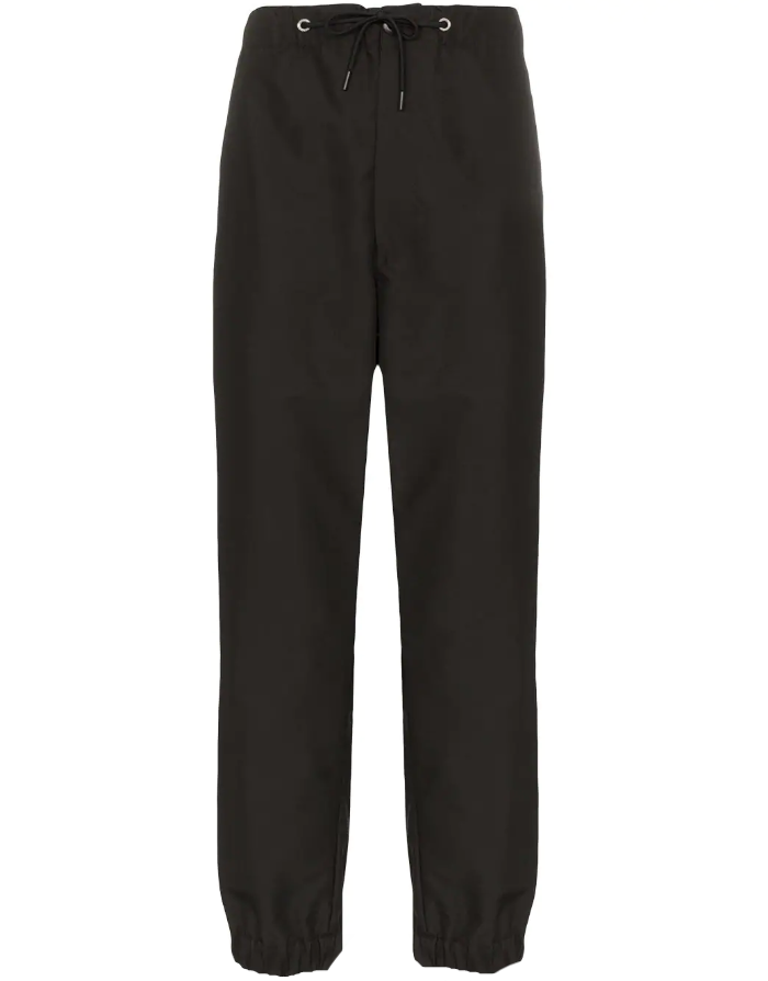 Moncler Drawstring track trousers