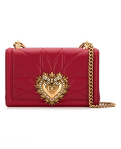 Dolce & Gabbana Medium Devotion crossbody bag