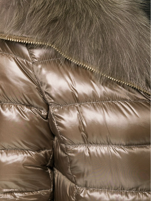 Iconic Elisa padded coat