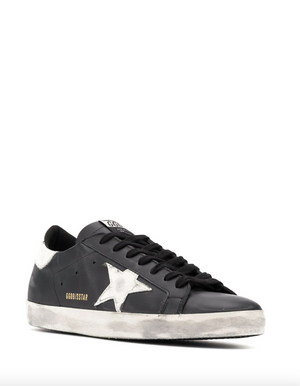 Star logo sneakers