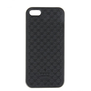 Gucci Black bio-plastic I Phone cover