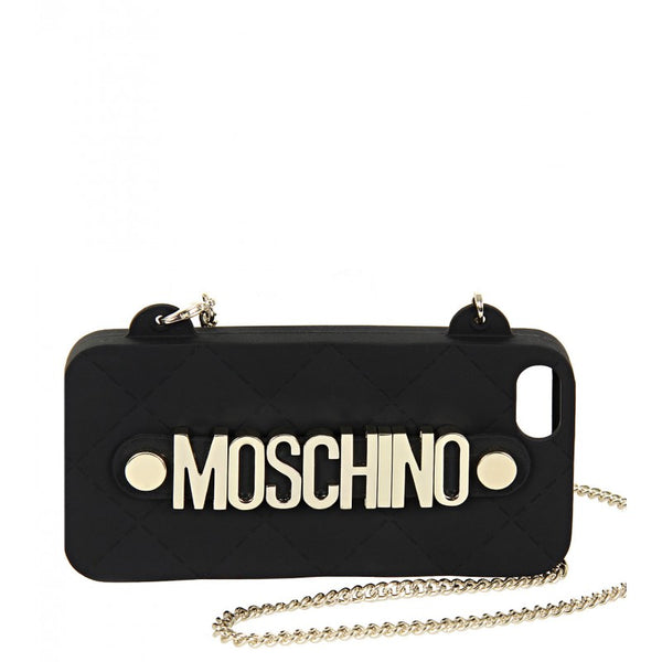 Moschino Gold chain iphone 5/5s/SE case