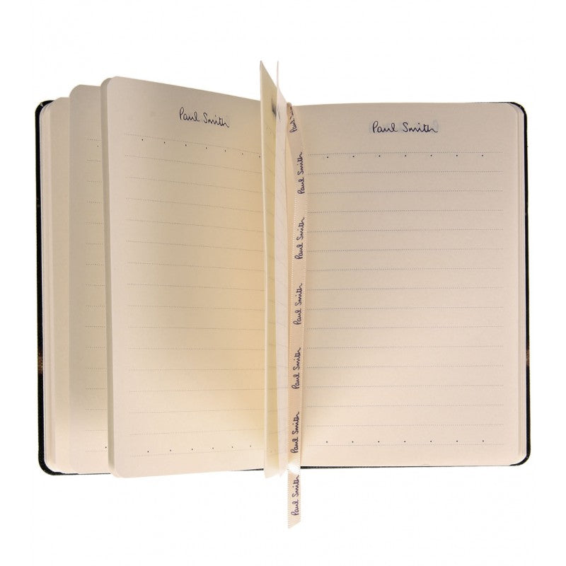 Small lined paper notebook
