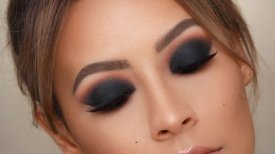 Smokey eyes paso a paso