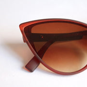 Gafas Cat Eye rojo naranja