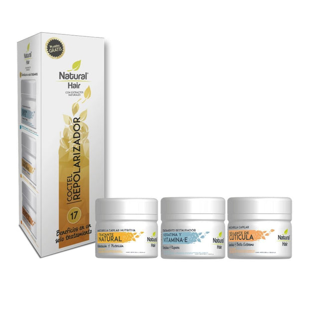Kit Coctel Repolarizador Natural