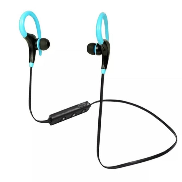 Audífonos Bluetooth headset COLOR AZUL