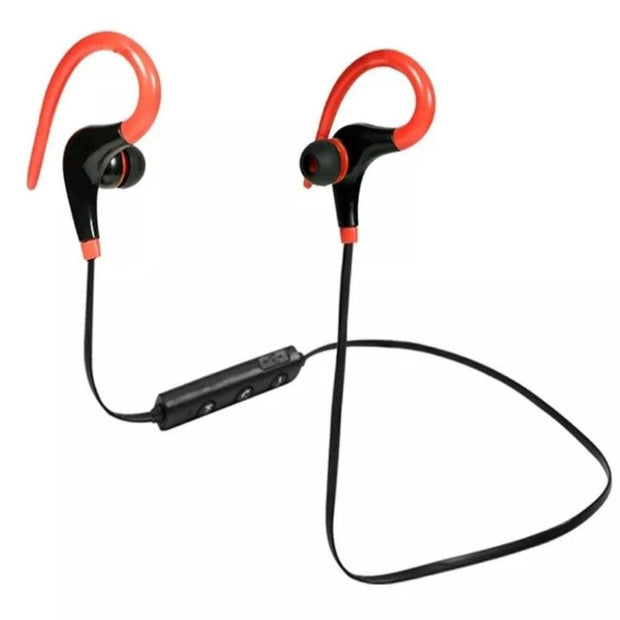Audífonos Bluetooth headset COLOR NARANJA