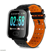 SMART WATCH A6 RELOJ DEPORTIVO NARANJA