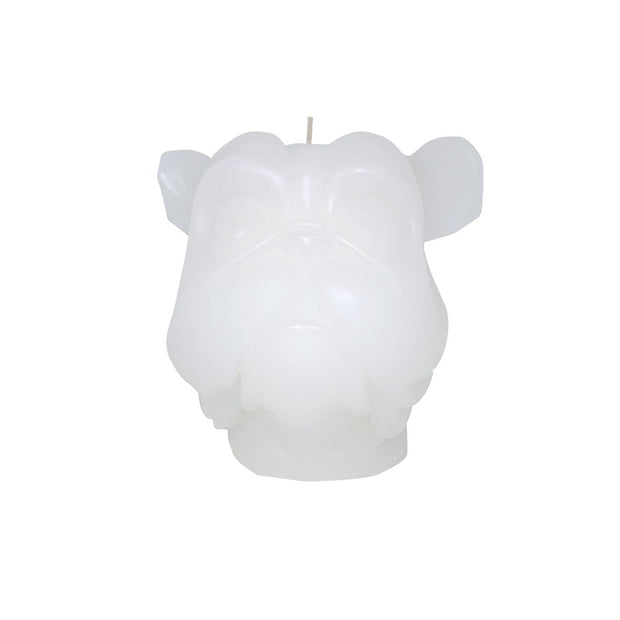 White Dog Candle