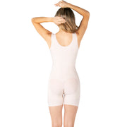SHORT SEAMLESS BEIGE XL