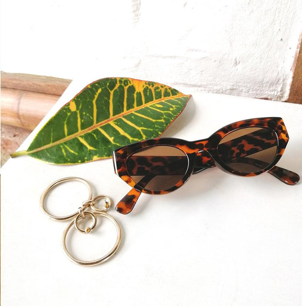 Gafas Retro animal Print