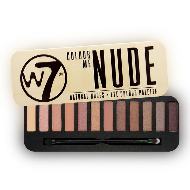 Sombras W7 Colour Nude