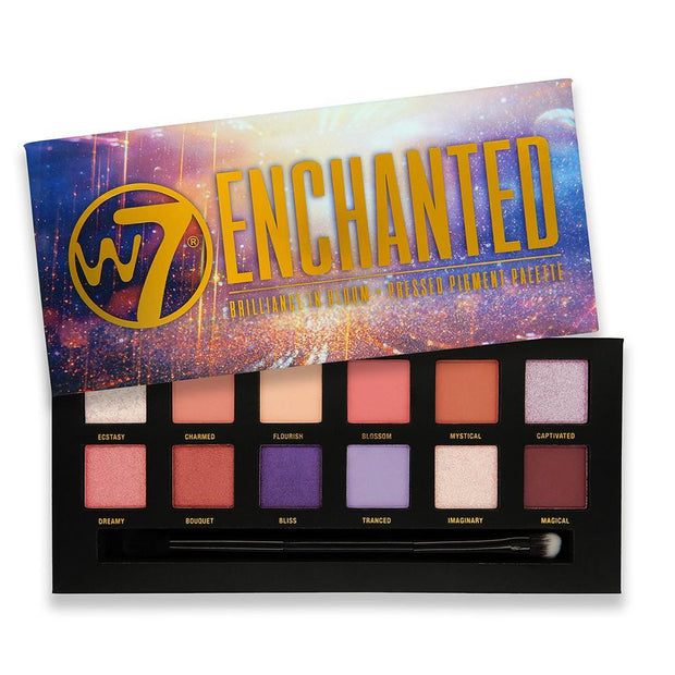Sombras W7 Enchanted