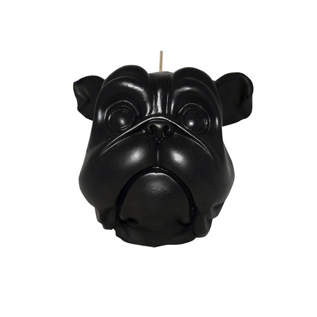 Black Dog Candle