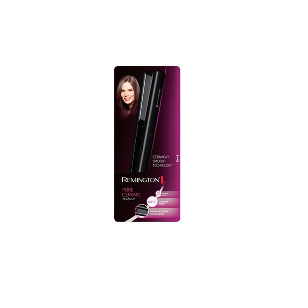 Plancha Para Cabello Remington Ultimate Smooth Antifrizz