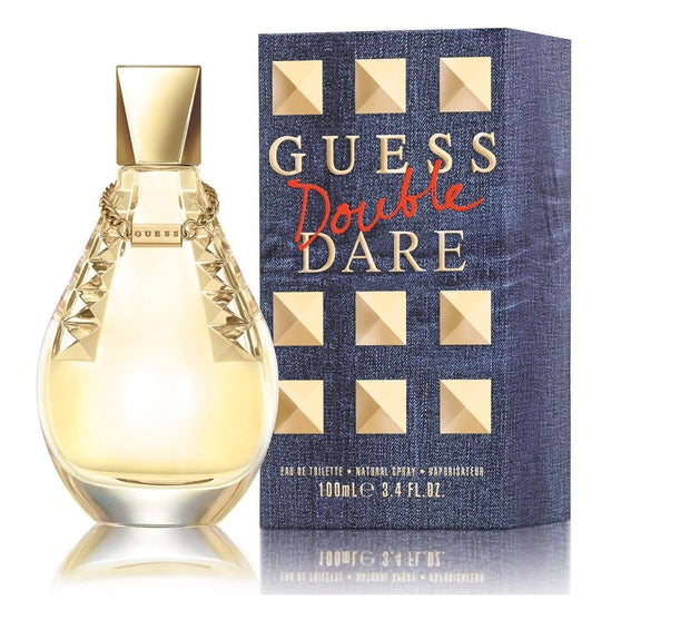 PERFUME ORIGINAL GUESS DOUBLE DARE 100ML
