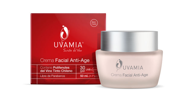 Crema Facial Anti-Age 50 ml