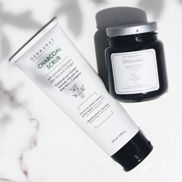 Kit Detox Exfoliante + Mascarilla