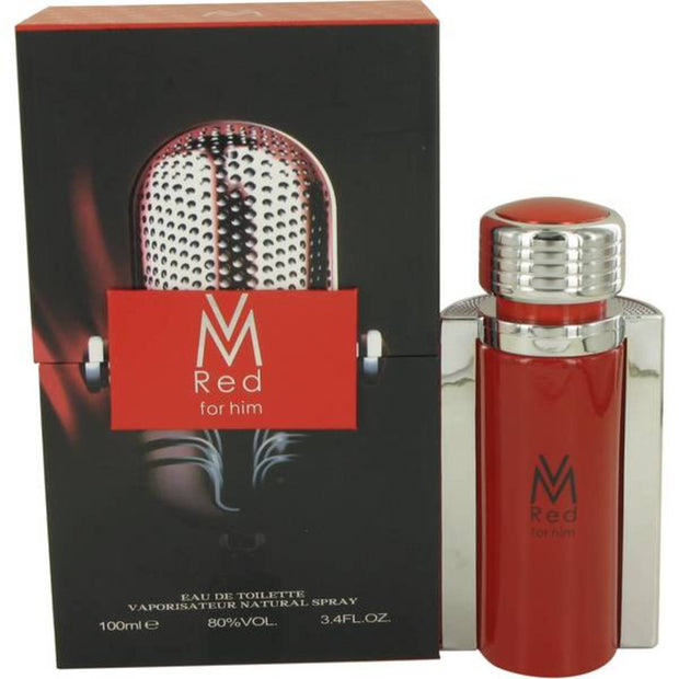 PERFUME PARA HOMBRE VICTOR MANUELLE RED 100ML