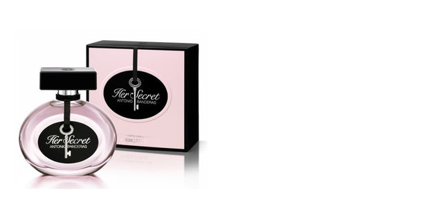 PERFUME ORIGINAL HER SECRET 80ML