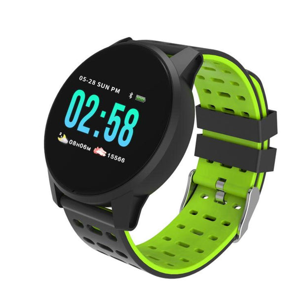 SMART WATCH YK108 RELOJ DEPORTIVO COLOR VERDE