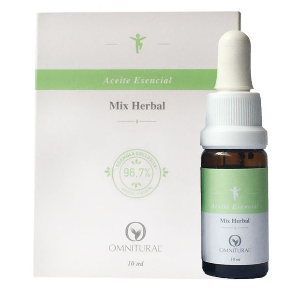 Aceite Esencial Mix Herbal Omnitural 10 ml