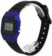 Reloj Casio 5 Alarmas  F-91wm-2a Digital Negro Unisex Original