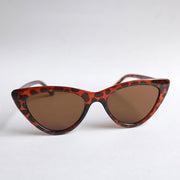 Gafas de sol Cat Eye Animal Print