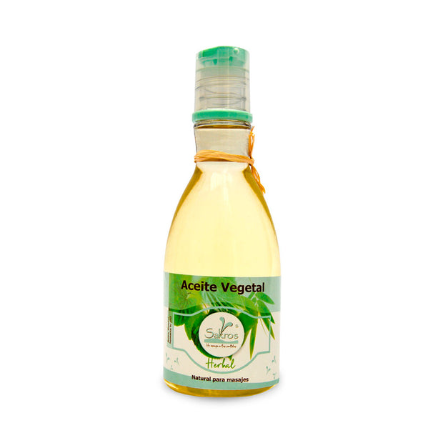 ACEITE VEGETAL BAMBU 225 ML.