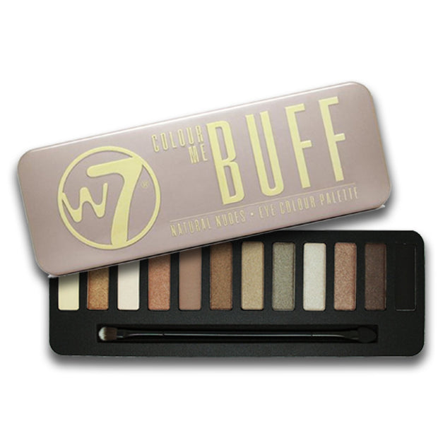 Sombras W7 Colour Me Buff
