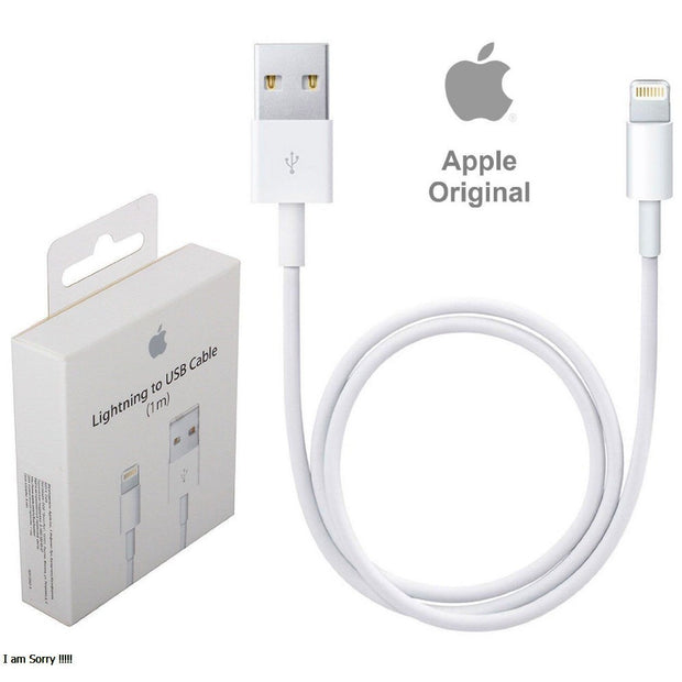CABLE USB IPHONE ORIGINAL LIGHTNING