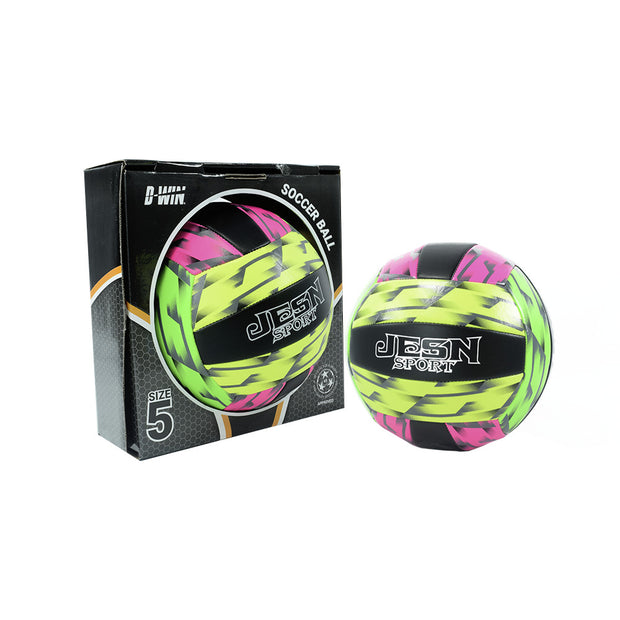 Balón Volleyball No 5 Colores Fluorescentes Marca D-Win 8+
