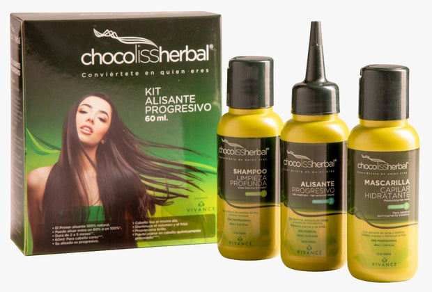 Alisante Progresivo Kit 60 ml